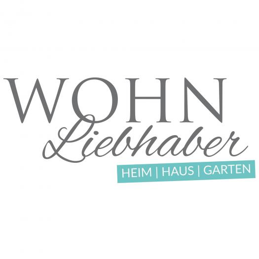 Logo Wohnliebhaber Möbelladen Dahms Vintage Upcycling Retro Möbel Deko
